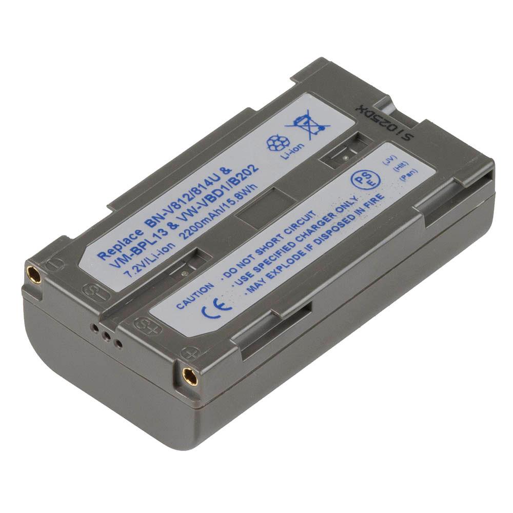 Bateria para Filmadora Samsung Série - PV PV - DV1000 Duracao normal
