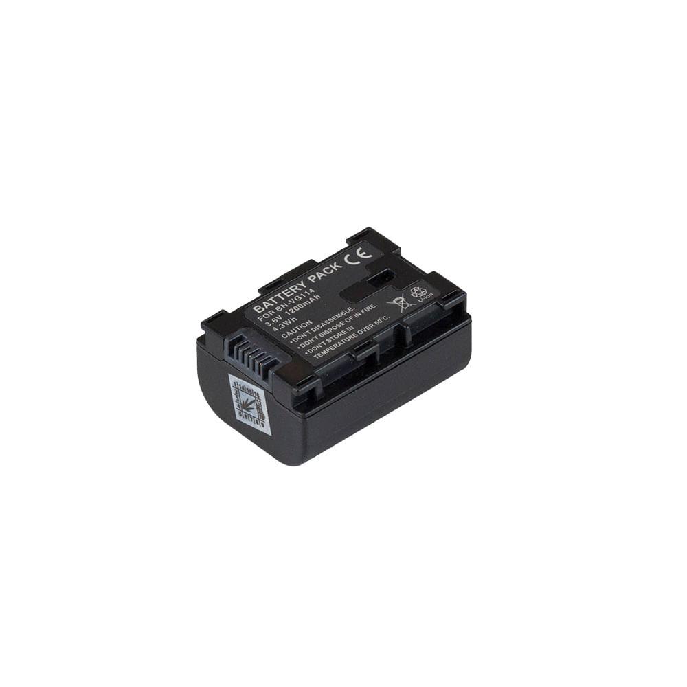 Bateria para Filmadora Jvc Everio GZ - MS110 - Longa Duracao ( 2x )