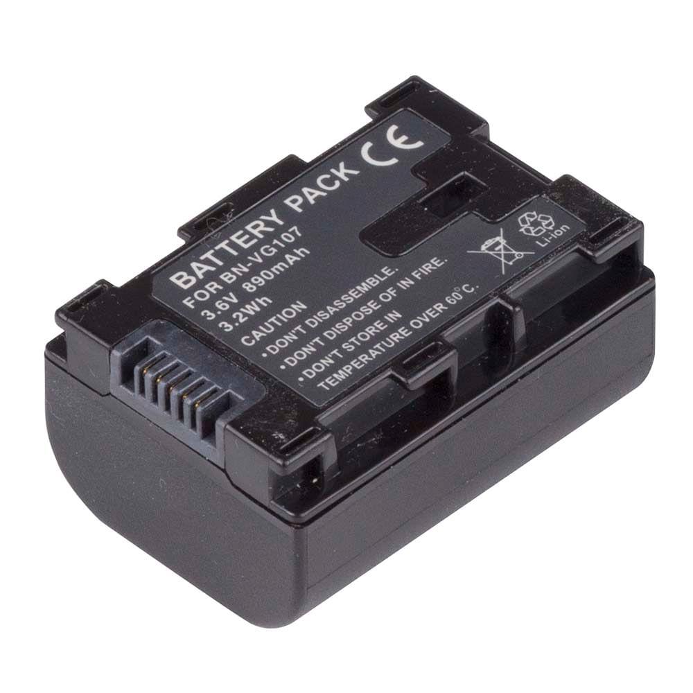 Bateria para Filmadora Jvc Everio GZ - MS110 - Duracao normal