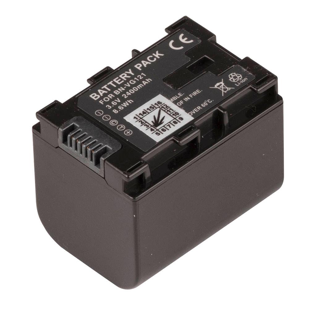 Bateria para Filmadora Jvc Everio GZ - MS110 - Longa Duracao ( 3x )