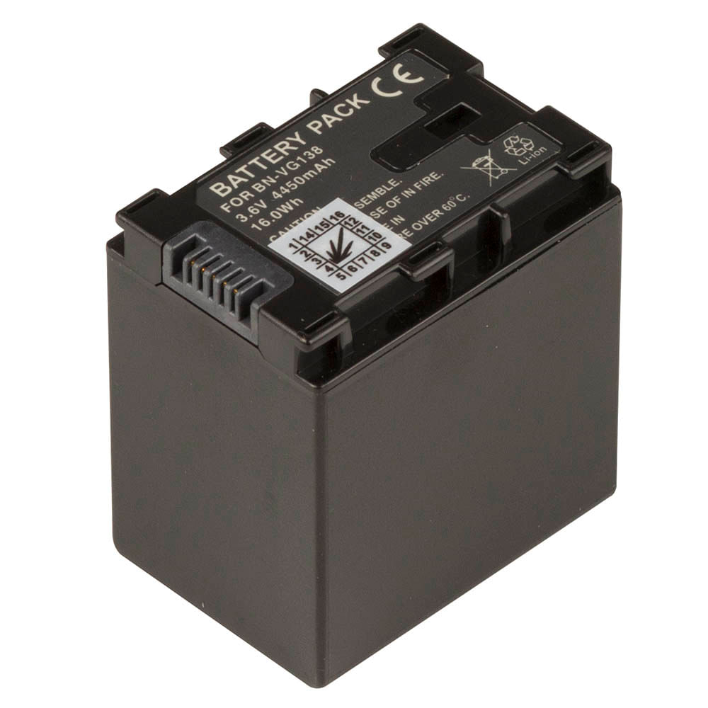 Bateria para Filmadora Jvc Everio GZ - MS110 - Profissional ( 4x )