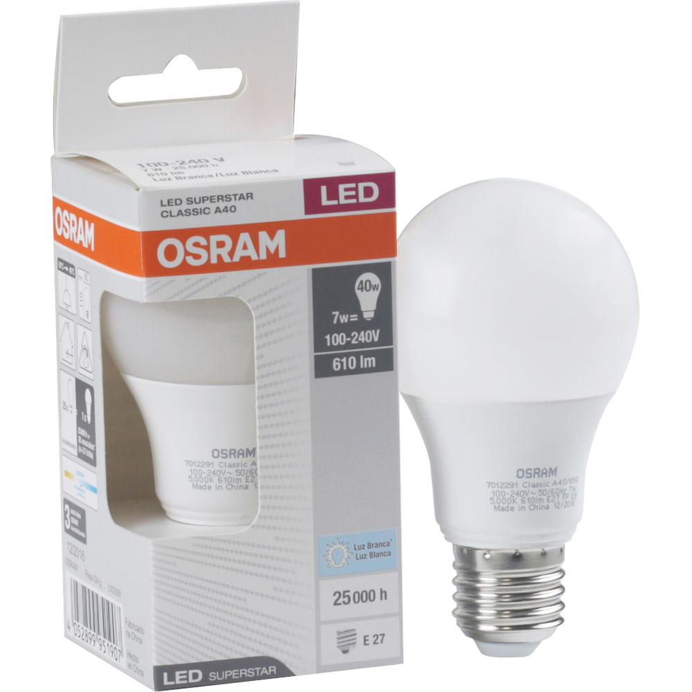 Lampada-LED-7W-Residencial-Bulbo-E27-Bivolt-Osram-Branco-Frio-5000K-01