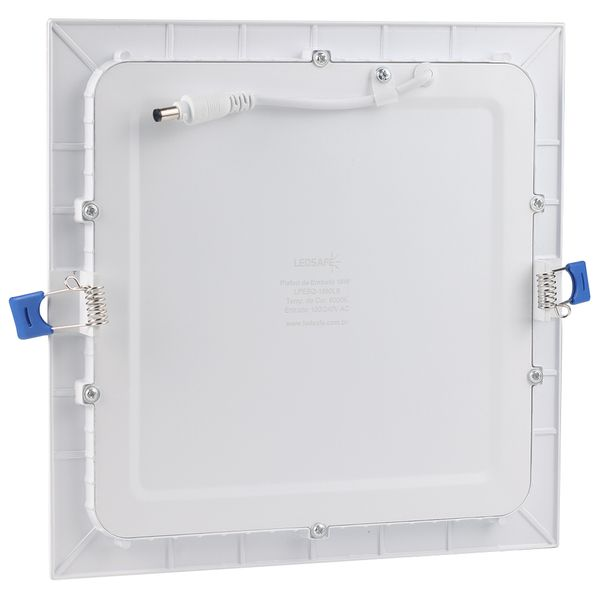 Luminaria-Plafon-LED-18W-Embutir-Branco-Frio-|-Ledsafe®-Diamond-2