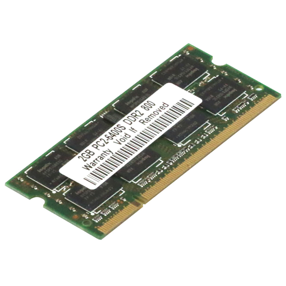 8558f0984 Memoria para Notebook CCE INFO - DDR2 - bbbaterias