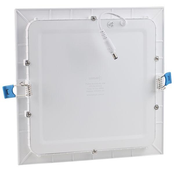 Luminaria-Plafon-18w-LED-Embutir-Branco-Quente-2