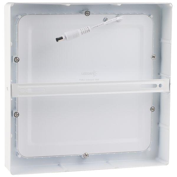 Luminaria-Plafon-18w-LED-Sobrepor-Branco-Quente-2