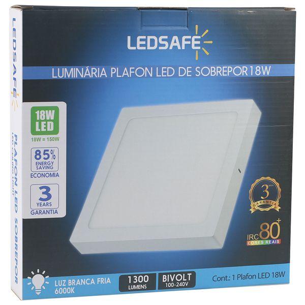 Luminaria-Plafon-LED-de-18w-LED-Sobrepor-Branco-Frio-4