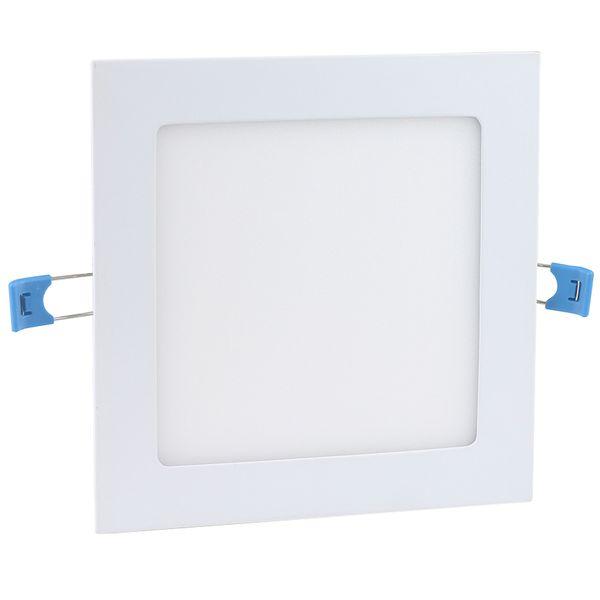 Luminaria-Plafon-12w-LED-Embutir-Branco-Quente-1