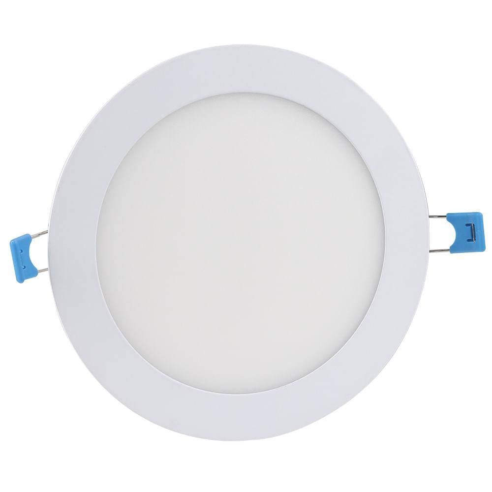 Luminaria-Plafon-12w-LED-Embutir-Redonda-Branco-Quente-1