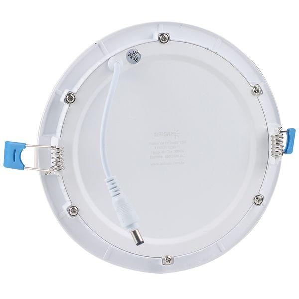 Luminaria-Plafon-12w-LED-Embutir-Redonda-Branco-Quente-2