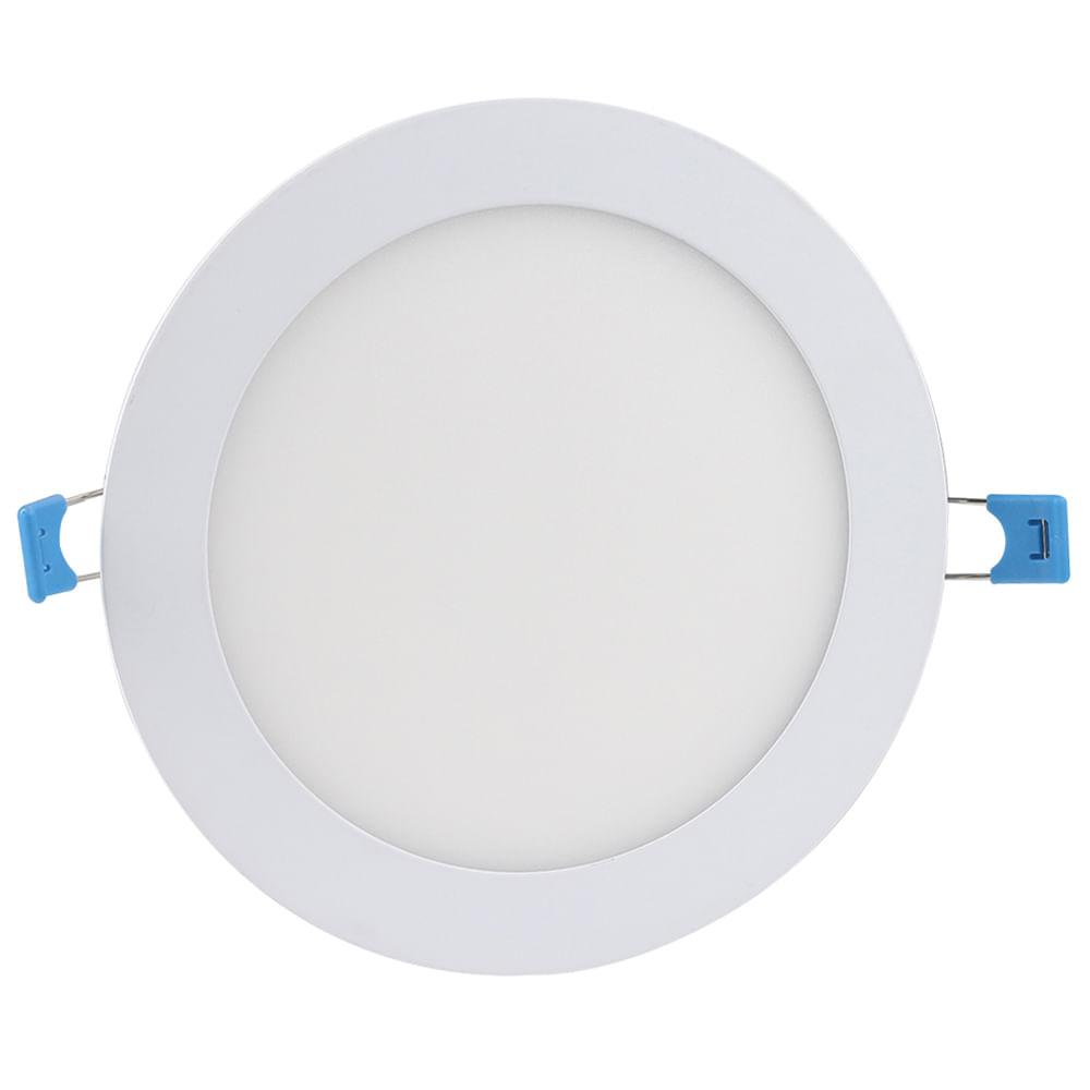 Luminaria-Plafon-12w-LED-Embutir-Redonda-Branco-Frio-1