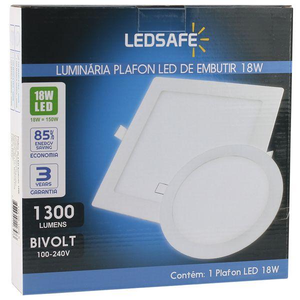 Luminaria-Plafon-18w-LED-Embutir-Redonda-Branco-Frio-4