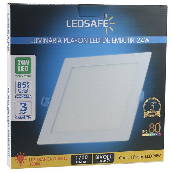 Luminaria-Plafon-24w-LED-Embutir-Branco-Quente-04