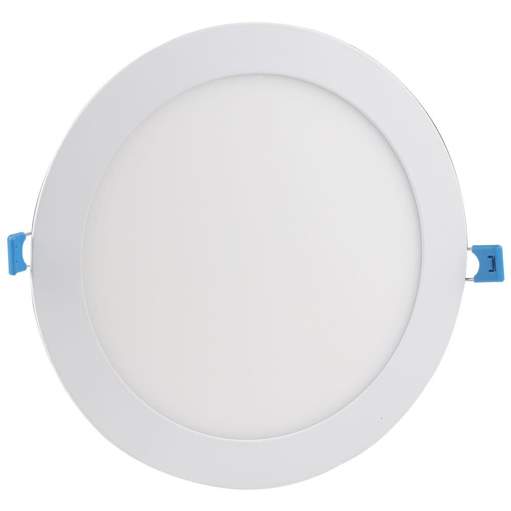 Luminaria-Plafon-LED-de-25w-LED-Embutir-Redonda-Branco-Frio-1