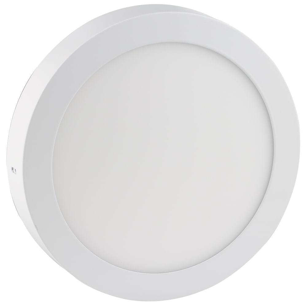 Luminaria-Plafon-25W-LED-Sobrepor-Redonda-Branco-Quente-1