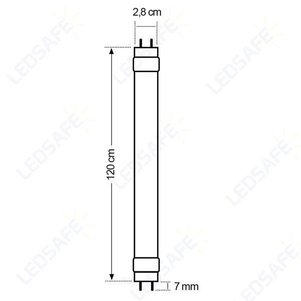 Lampada-LED-Tubular-18W-Branco-Morno--4000K-T8-120cm-Bivolt-Golden®-2