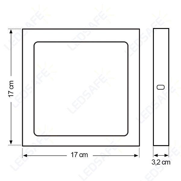 Luminaria-Plafon-12w-LED-Sobrepor-Branco-Frio-2