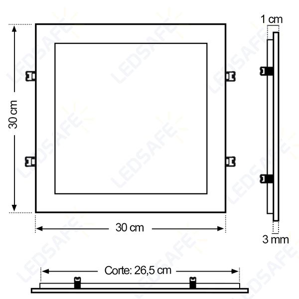 Luminaria-Plafon-24w-LED-Embutir-Branco-Quente-05