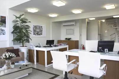 Ambientes bem iluminados promovem a produtividade