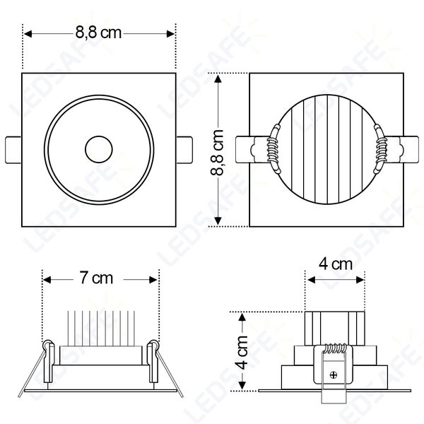 Spot-LED-de-Embutir-Dicroica-5W-Quadrada-Branco-Frio--Cristallux-5