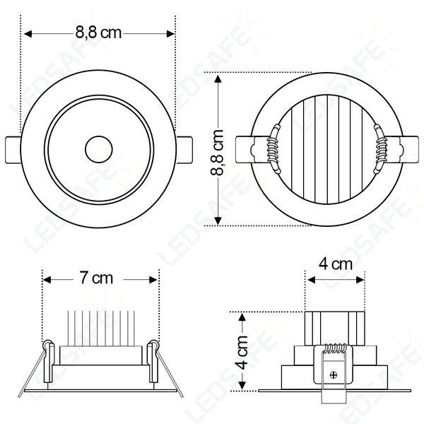 Spot-LED-de-Embutir-Dicroica-5W-Redondo-Branco-Frio-|-Cristallux®-04