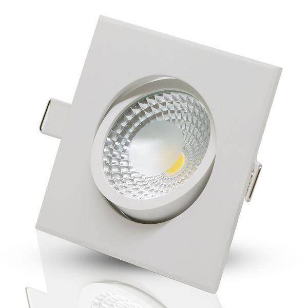 Spot-LED-de-Embutir-Dicroica-5W-Quadrada-Branco-Quente-Cristallux®-2