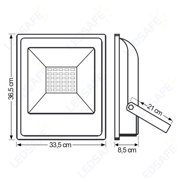 Refletor-de-LED-200W-SMD-Preto---Luz-Branca-Fria-6000K-03