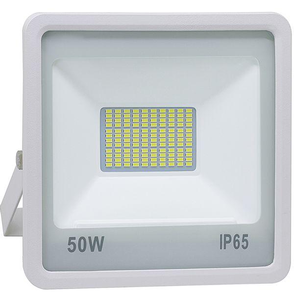 Refletor-de-LED-50W-SMD-Branco---Luz-Branca-Fria-6000K-Ledsafe®-01