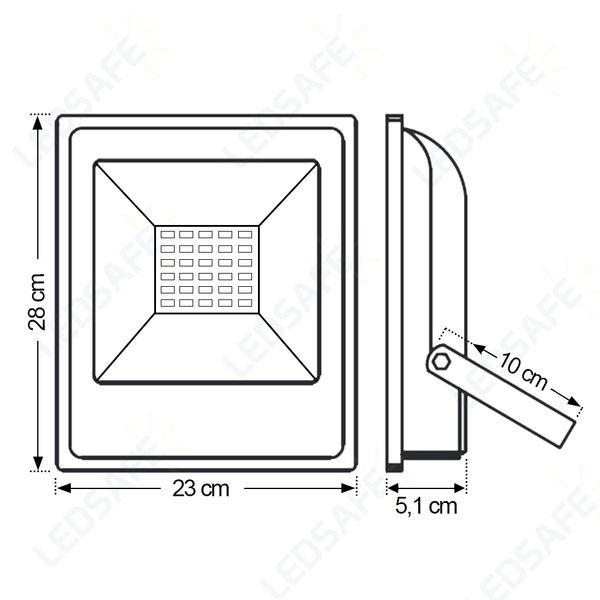 Refletor-de-LED-50W-SMD-Preto-Luz-Branca-Fria-6000K-3
