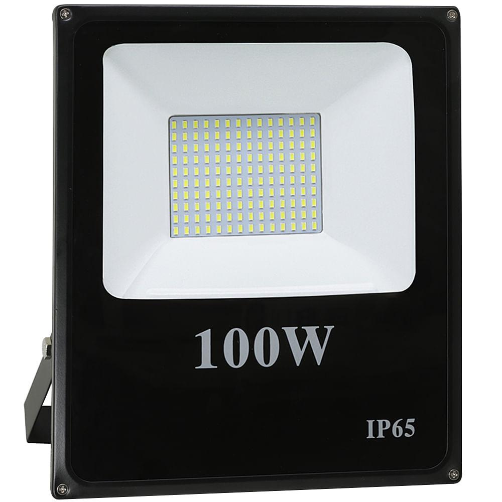 Refletor-de-LED-100W-SMD-Preto-Luz-Branca-Fria-6000K-1