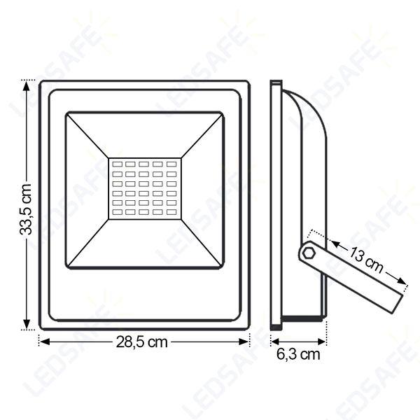 Refletor-de-LED-100W-SMD-Preto-Luz-Branca-Fria-6000K-3