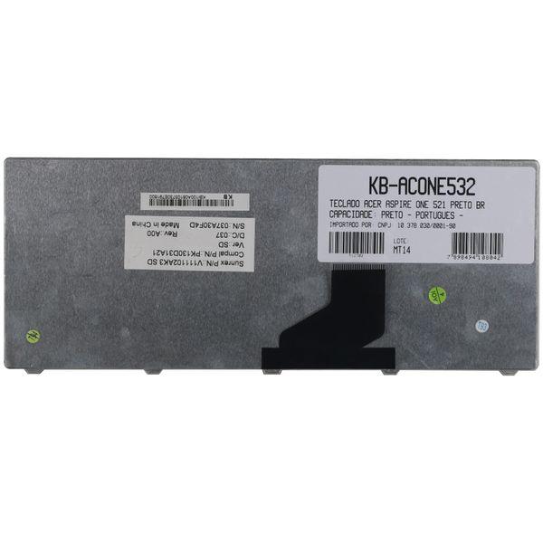 Teclado-para-Notebook-Gateway-LT4010---Preto---Portugues-BR-2