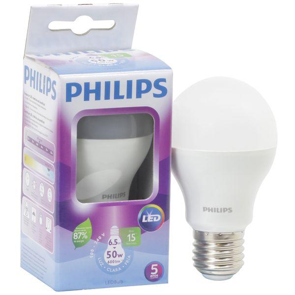 Lampada-LED-6.5W-Residencial---Bulbo-E27-Bivolt-Philips-Branco-Frio-6500K-01