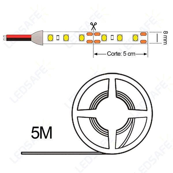 Fita-LED-Profissional-3528-Branca-Fria-rolo-5m-Ledsafe®-5