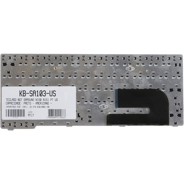 Teclado-para-Notebook-Samsung-NP-N140-KA04uk-2