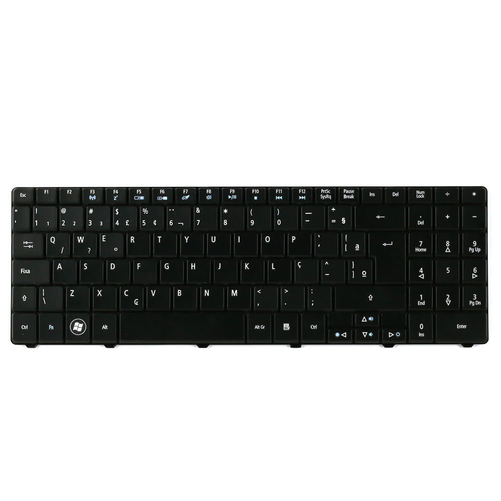 Teclado-para-Notebook-Gateway-NV52-1