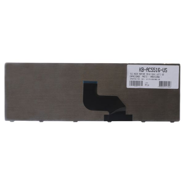 Teclado-para-Notebook-Gateway-NV53-2