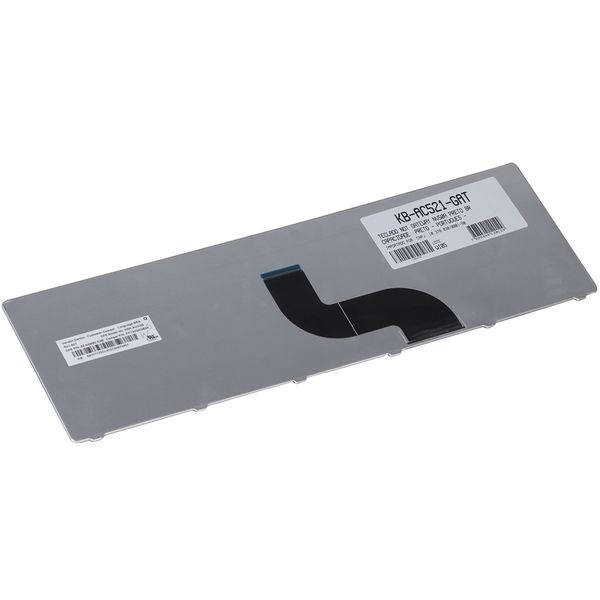 Teclado-para-Notebook-Gateway-NV51b-4
