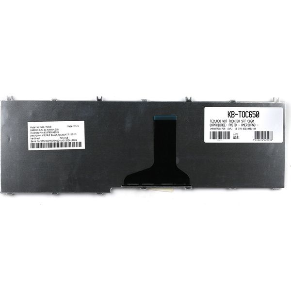 Teclado-para-Notebook-Toshiba-Satellite-C650-1cp-2