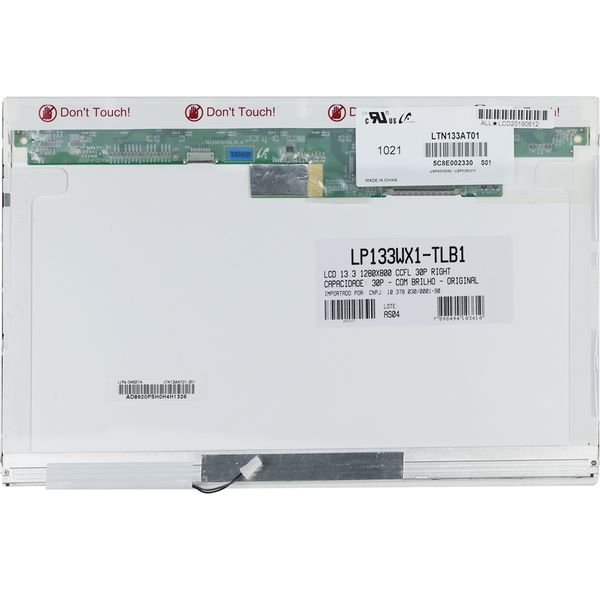 Tela-13-3--CCFL-Dell-D060J-para-Notebook-3