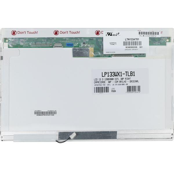 Tela-13-3--CCFL-Samsung-LTN133W-para-Notebook-3