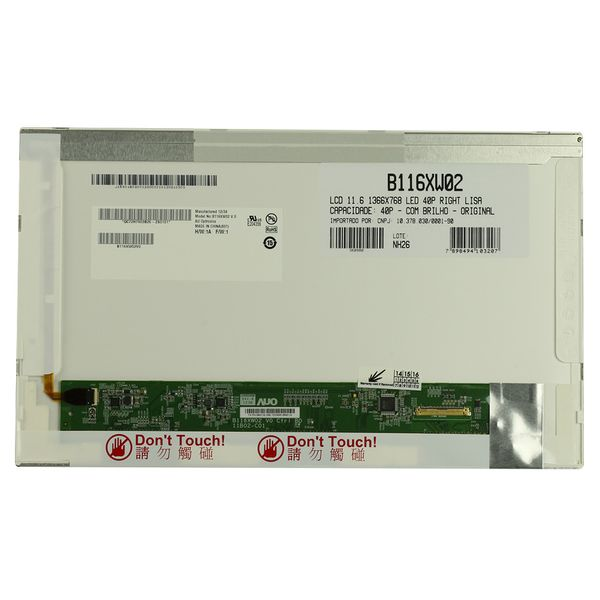 Tela-Notebook-Acer-Aspire-One-751h-1604---11-6--Led-3