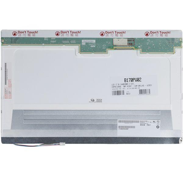 Tela-Notebook-Sony-Vaio-VGN-A270b---17-0--CCFL-3