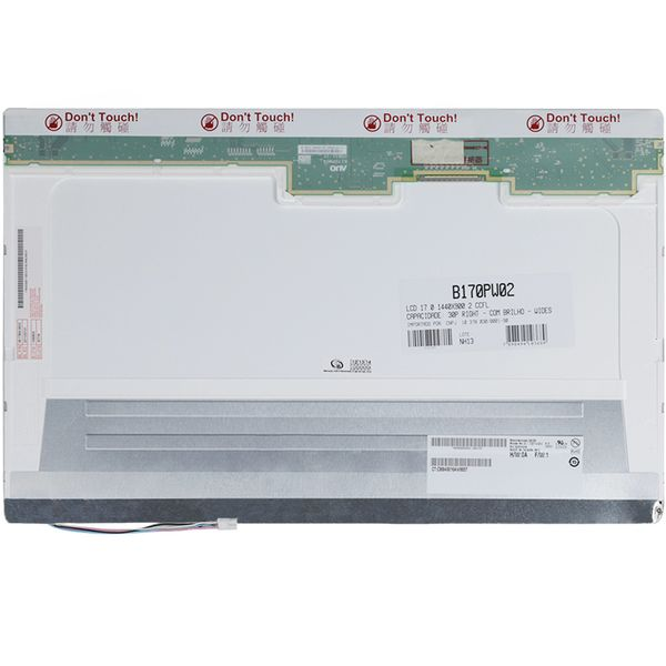 Tela-Notebook-Sony-Vaio-VGN-A690---17-0--CCFL-3