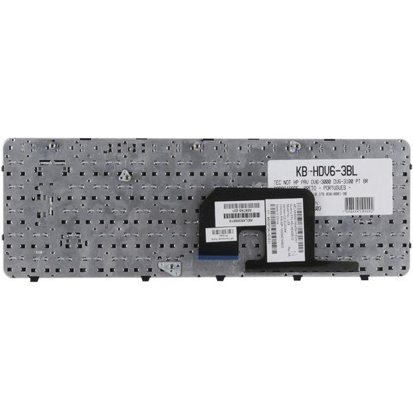 Teclado-para-Notebook-HP-Pavilion-DV6-3005sa-2