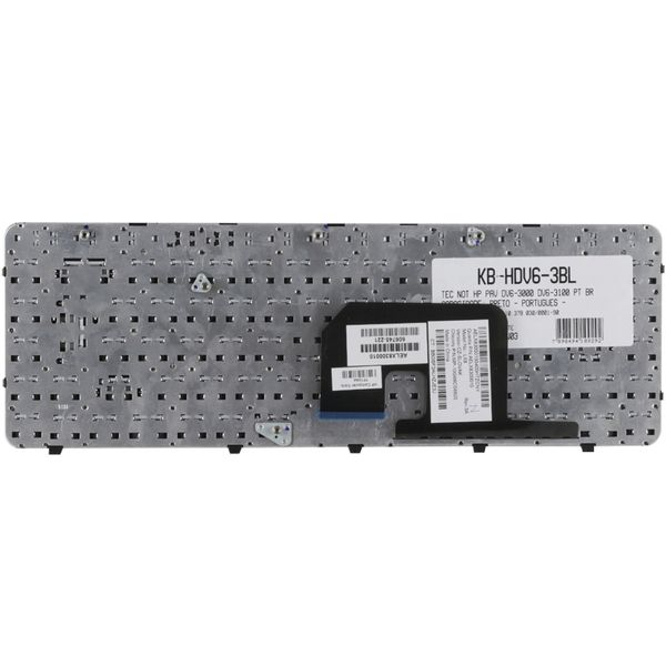 Teclado-para-Notebook-HP-Pavilion-DV6-3150em-2
