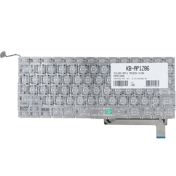 Teclado-para-Notebook-Apple-Macbook-Pro--A1286-Mid-2009-2