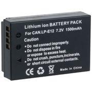 Bateria-para-Camera-Bateria-para-Camera-Canon-EOS-M50-SL1-SX70-M2-M10-X7-LP-E12-1