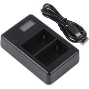 Carregador-para-Bateria-Sony-DSC-CD400-1