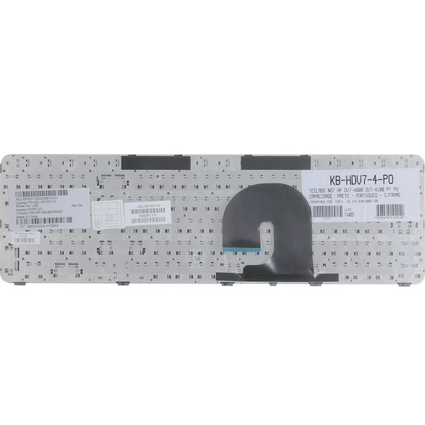 Teclado-para-Notebook-HP-Pavilion-DV7-4078ca-2